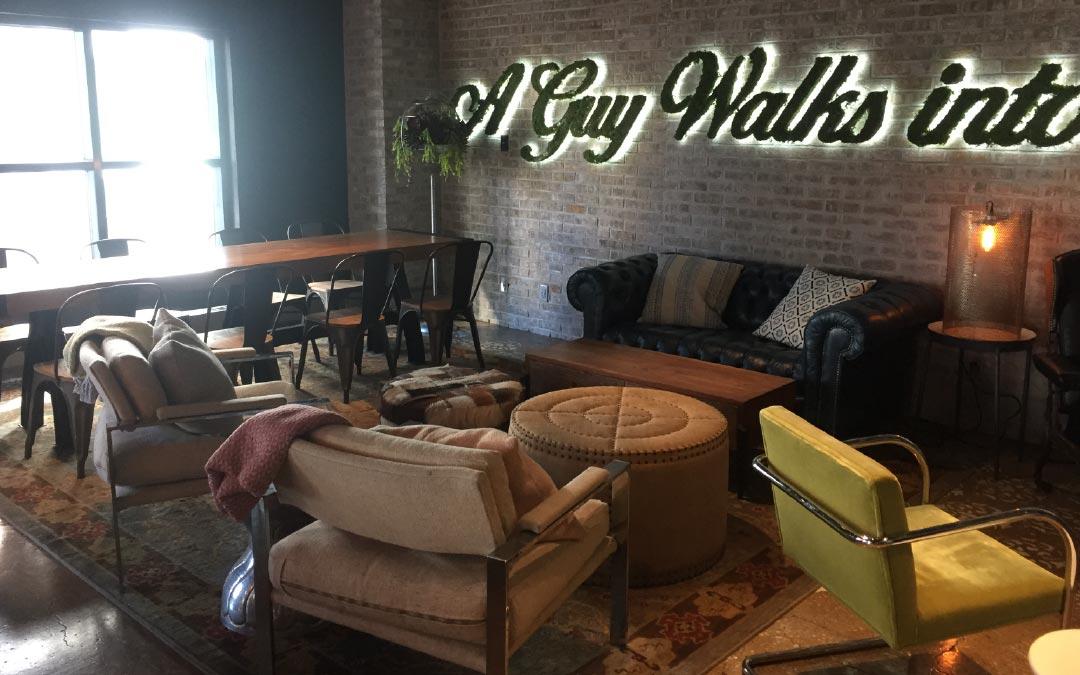 Raised An Urban Rooftop Bar At Renaissance Hotel Downtown Chicago Grabinski Group