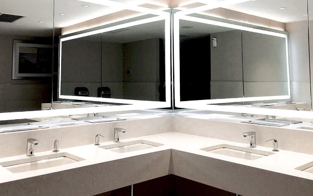 Civis Lighted Mirrors from Creators